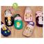 ถุงเท้าเด็กข้อสั้นสไตล์เกาหลี สกรีนลายการ์ตูน มีพื้นกันลื่น ขนาด 2-4 ปี thumbnail 3