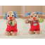 Fisher Price Laugh & Learn Dance and Play Puppy ตุ๊กตาหมาเต้นสอนภาษา thumbnail 3