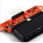 PS2 / PS3 Joystick Adapter to SPI for Arduino (หัวต่อนอนราบขนานกับ PCB) อะแดปเตอร์แปลงหัว PS2 / PS3 เป็นขาต่อแบบ SPI thumbnail 2