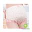 กางเกงในคนท้องพื้นขาวลายกลมจุด สีชมพู - 0261 thumbnail 1