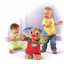 Fisher Price Laugh & Learn Dance and Play Puppy ตุ๊กตาหมาเต้นสอนภาษา thumbnail 1