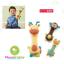 ตุ๊กตาเขย่ามีเสียง Skip Hop Giraffe Safari Squeeze Me Rattle Toy thumbnail 1