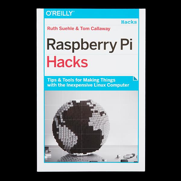 หนังสือ Raspberry Pi Hacks (394 หน้า)