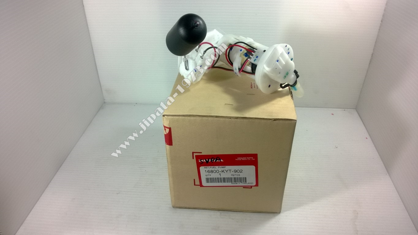 (Scoopy i) ชุดปั๊มน้ำมันเชื้อเพลิง Honda Scoopy i แท้