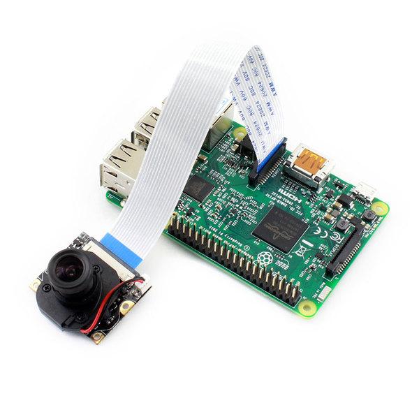 Raspberry Pi Camera Module IR-CUT (Automatically Switch Day & Night)