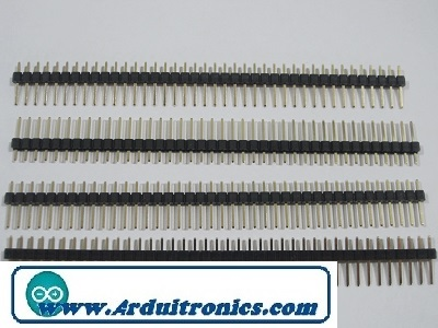 Pin Header Dip Straight Single Row 1X40 Pin