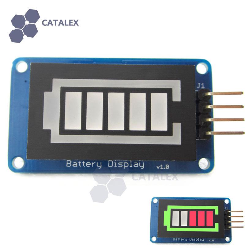 Battery Level Display (Catalex)