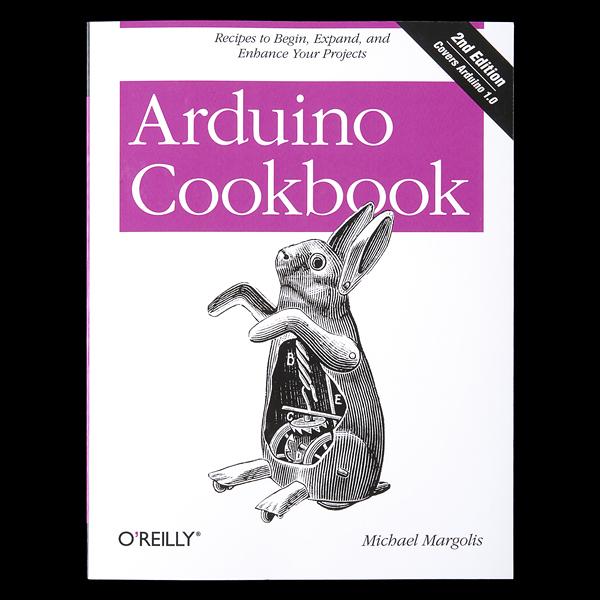 Arduino Cookbook - Second Edition (724 หน้า)