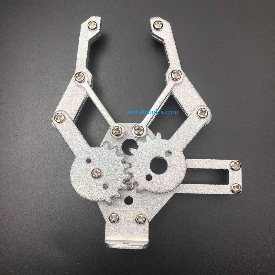 Paw Mechanical Metal Robot Gripper