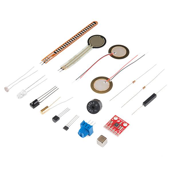 Essential Sensor Kit (SparkFun)