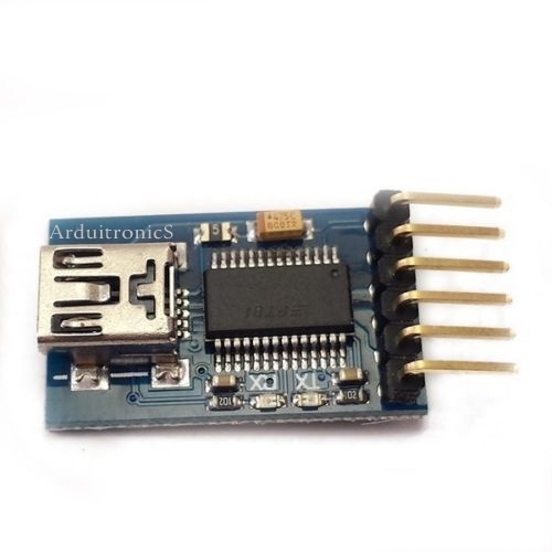 USB to UART (FT232RL)