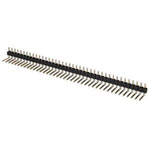 Pin Header Dip 90-Degree Angle Single Row 1x40 Pin