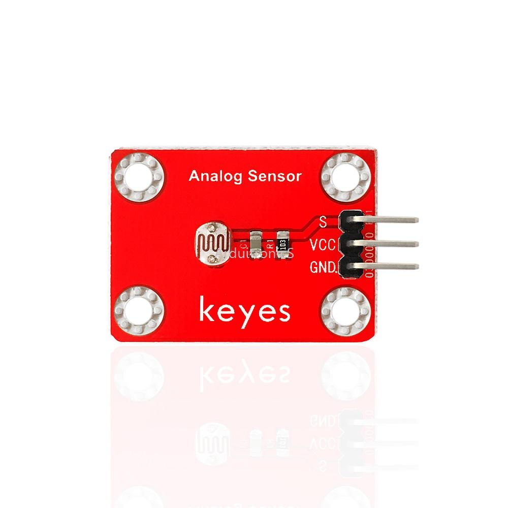 Photosensitive Sensor Module (LDR) for Arduino (KEYES)