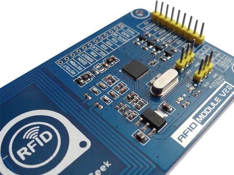 NFC / RFID Module PN532 Development Board + Free RFID Key Tag (ของแท้คุณภาพสูง)