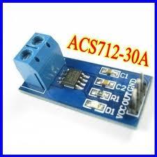 30A Current Sensor Module (ACS712-30A)