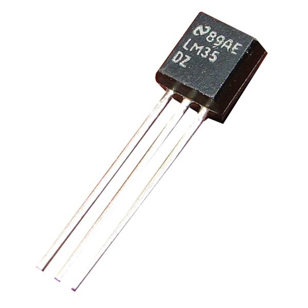 Analog Temperature Sensor LM 35 (IC ไอซี เซ็นเซอร์ LM35)