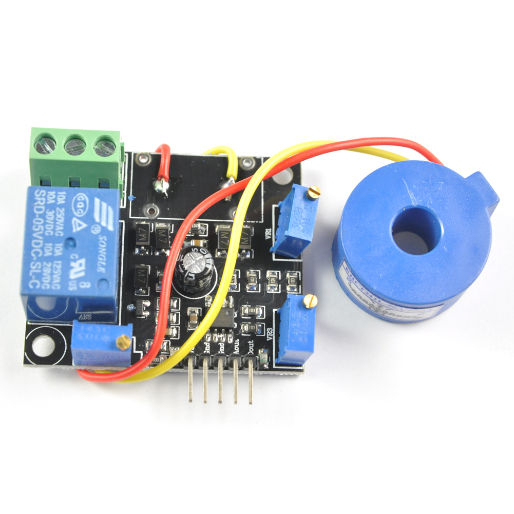 AC Current Sensor Module 50A