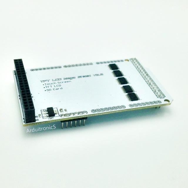 TFT LCD Mega Shield V2.2 Adapter Module