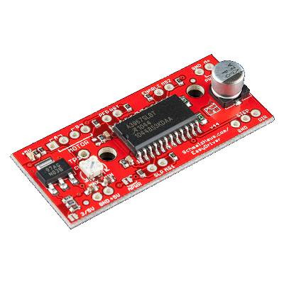 A3967 Stepper Motor Driver Module (EasyDriver)