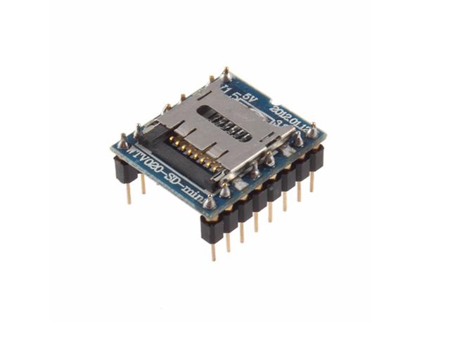Micro SD Card Module (WTV020SD)