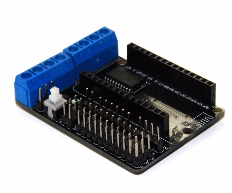 Motor Shield for NodeMCU