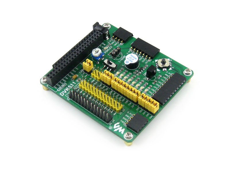 DVK511 for Raspberry Pi Expansion Evaluation Development Board