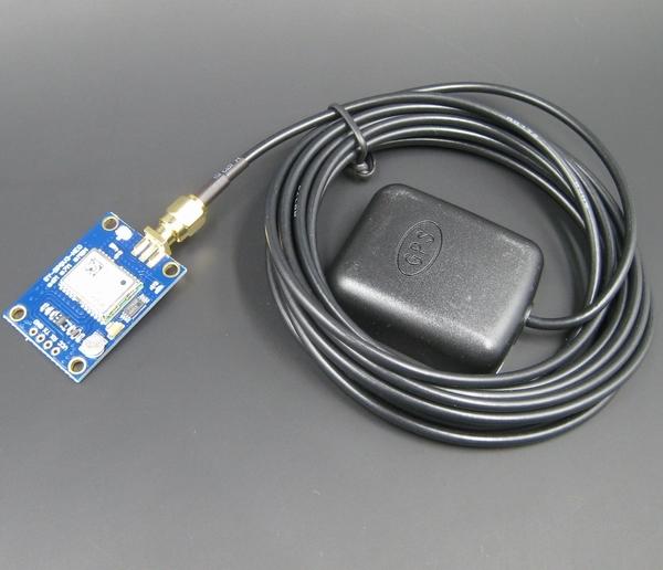 Ublox NEO-M8N GPS Module + Free Active Antenna (3 meter long)