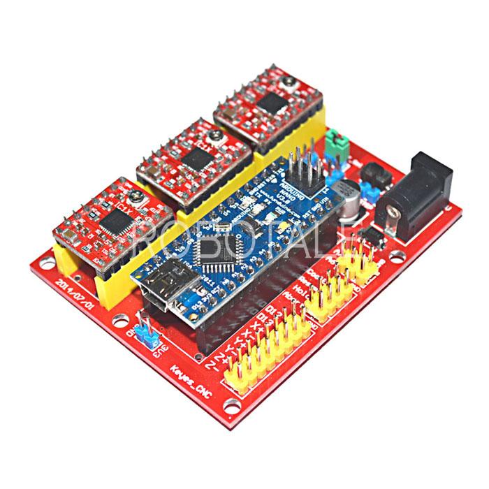 CNC Shield V4 Kit