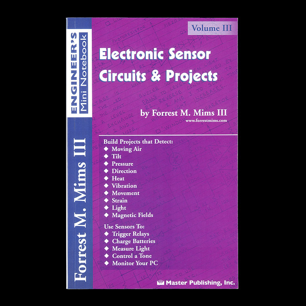 หนังสือ Electronic Sensor Circuits & Projects (144 pages)