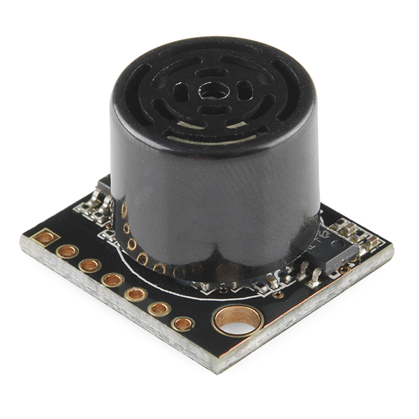 Ultrasonic Range Finder - MB1013 HRLV-MaxSonar-EZ1 (ของแท้จาก SparkFun, Maxbotix)