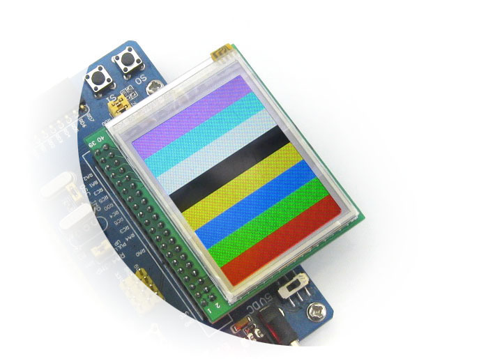 """2.2"""" TFT LCD Touch Screen (LCD 22 WaveShare)"""