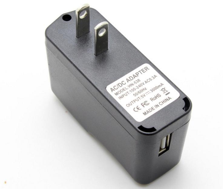 USB Power Adapter 5V 3A