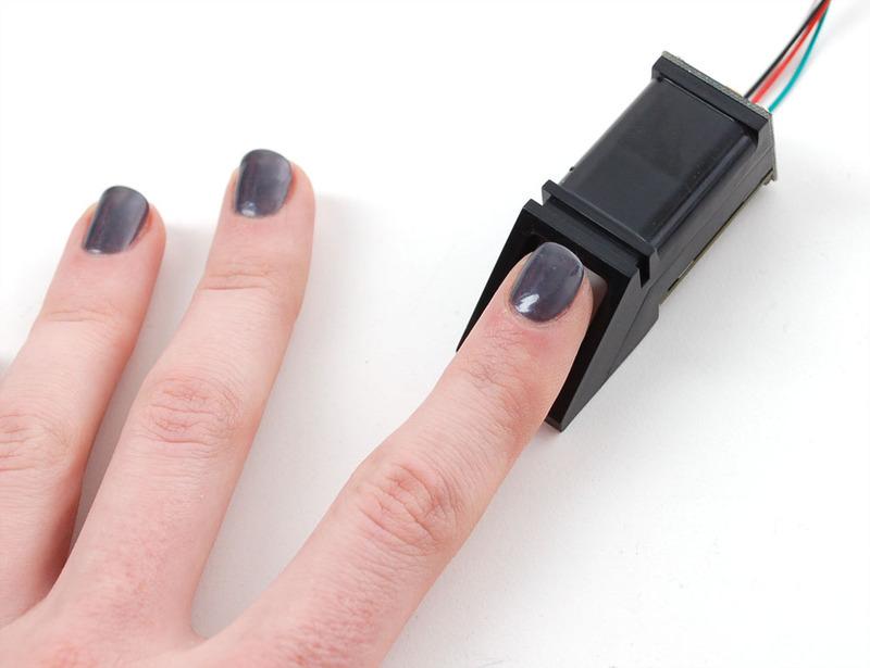 Optical Fingerprint Reader Sensor