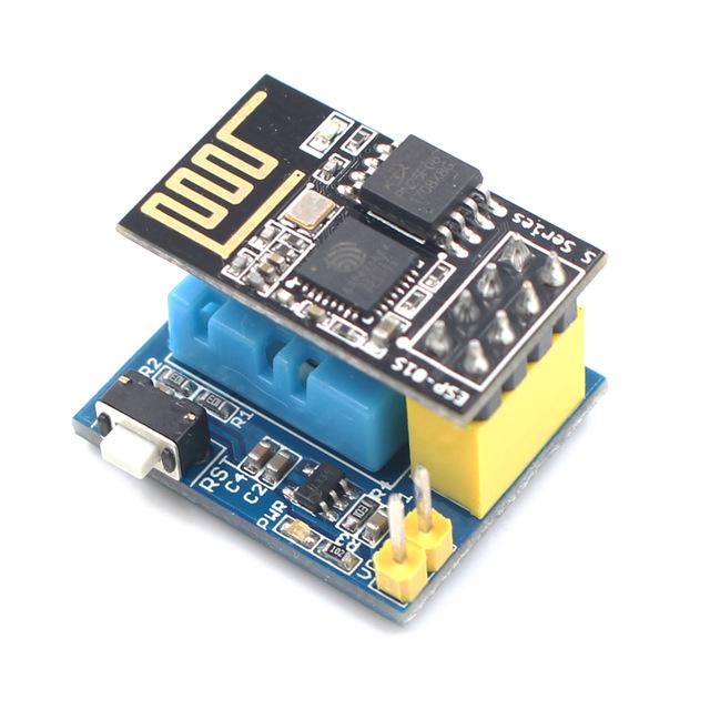 ESP-01/ESP-01S Supported DHT11 Digital Temperature & Humidity Sensor Module