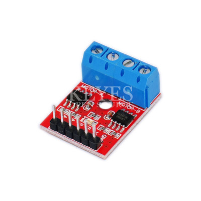 L9110S H-bridge Dual DC Stepper Motor Driver Controller Board for Arduino