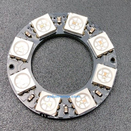NeoPixel Ring 8