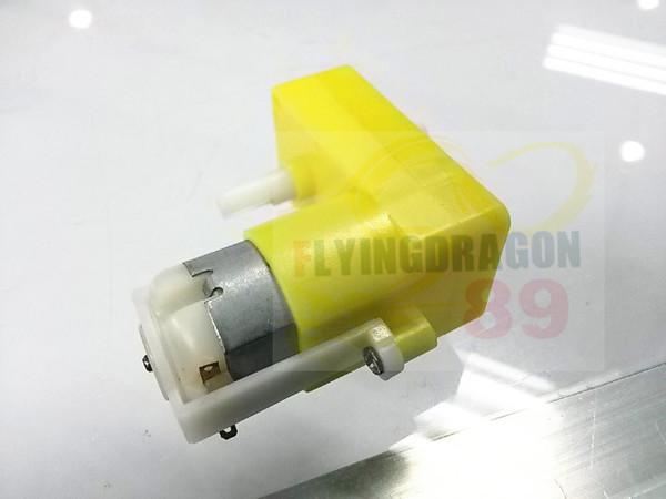 Gear Motor (L-Shape)