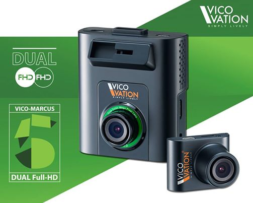 กล้อง VicoVation Marcus 5 + 32 GB