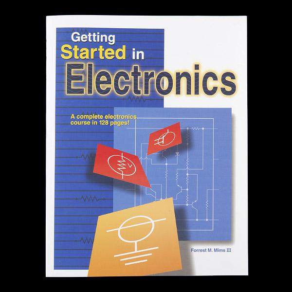 หนังสือ Getting Started in Electronics (336 หน้า)