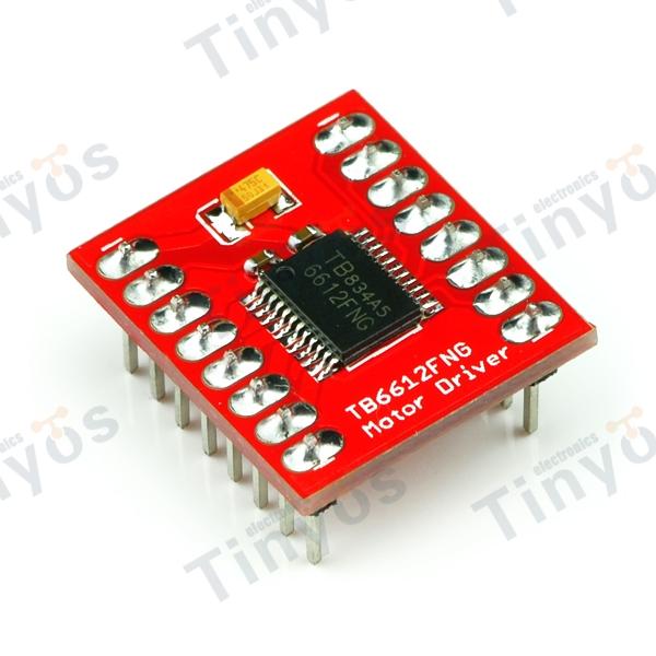 Motor Drive High Performance Module (TB6612FNG)