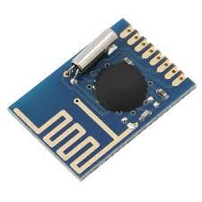 NRF24L01 + 2.4G Wireless Data Transmission Module 1.27 SMD Mini NRF24L01