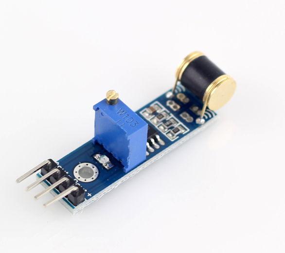 Robot 801S Vibration Sensor 4 Pins
