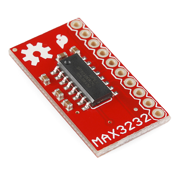RS-232 Transceiver Breakout - MAX3232 (Sparkfun)