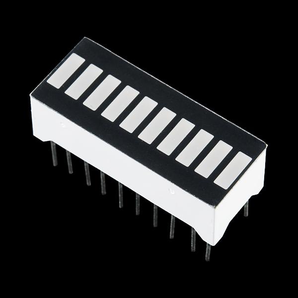 10 Segment LED Bar Graph (Sparkfun)