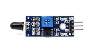 IR Flame Detector Module (ตรวจจับเปลวไฟด้วย Infrared)