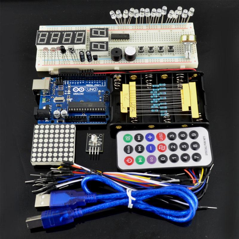 Arduino Basic Kit + หนังสือ Arduino ETT