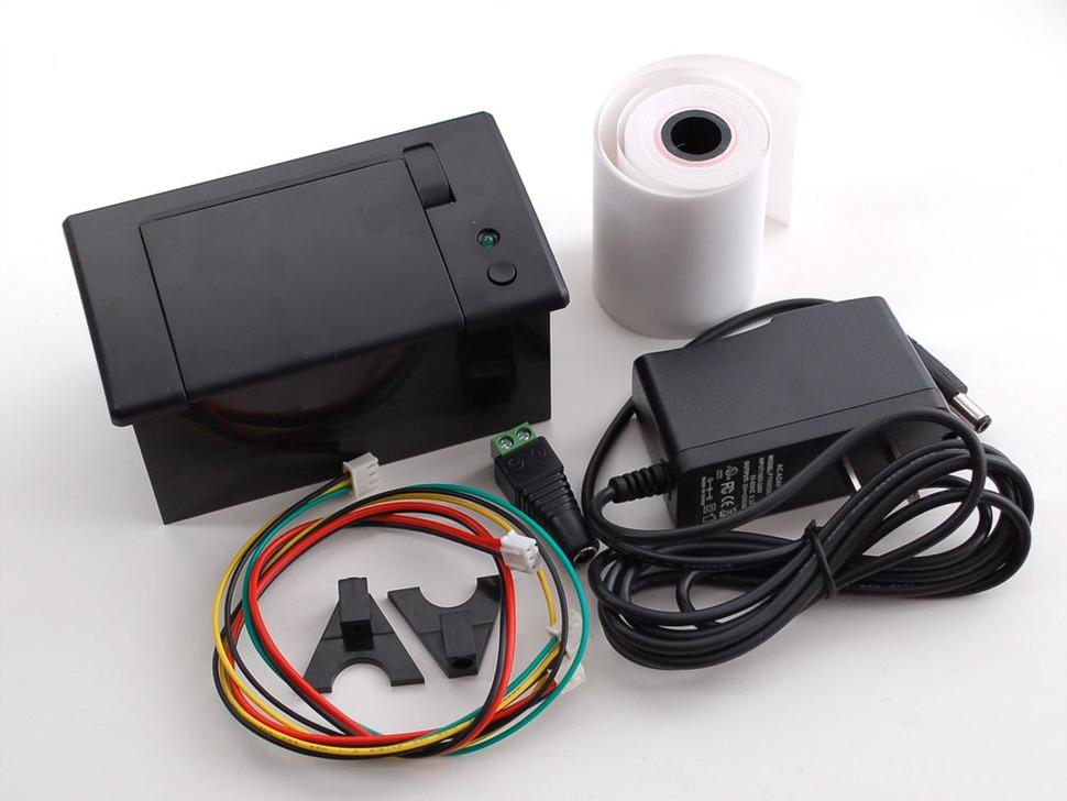 Mini Thermal Receipt Printer Starter Pack (Adafruit)