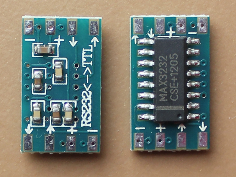 Bi-direction RS232 to TTL Converter Board (XD-26)