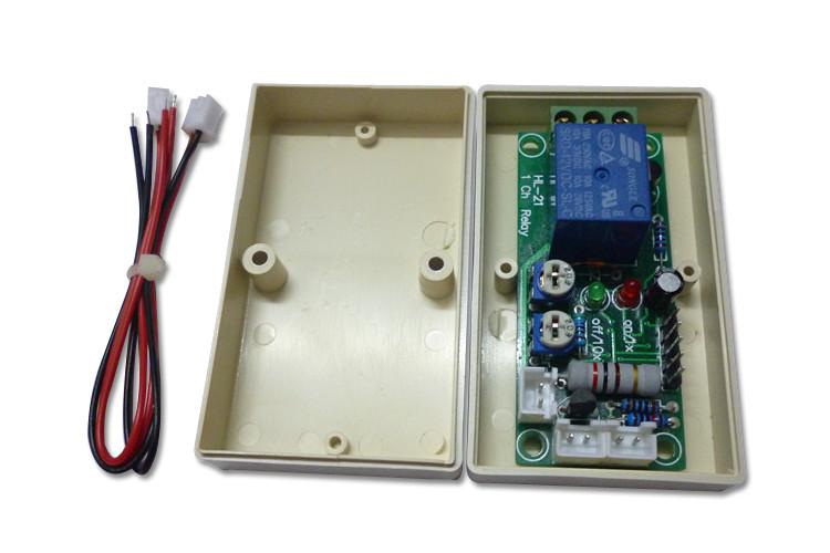 Vibration Sensor Module and Sensitivity Adjustable Switch