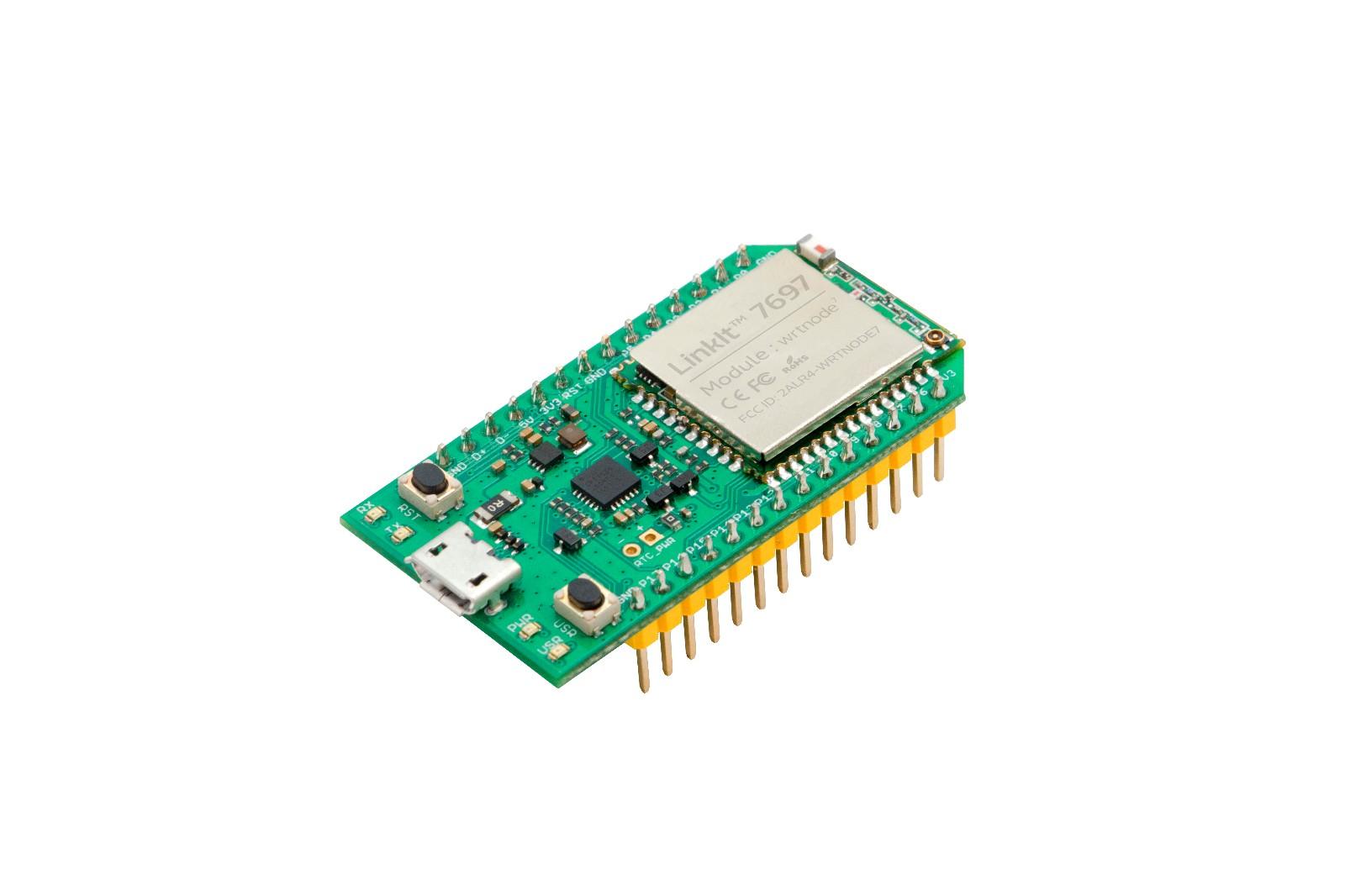 LinkIt 7697 (Lightweight IoT Board)